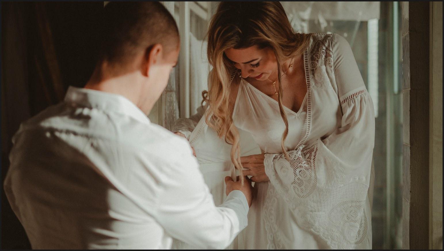 bride-groom-preparation