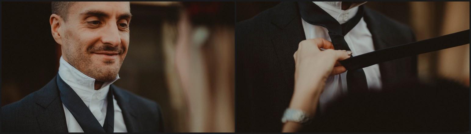 groom, tie, preparation, elopement