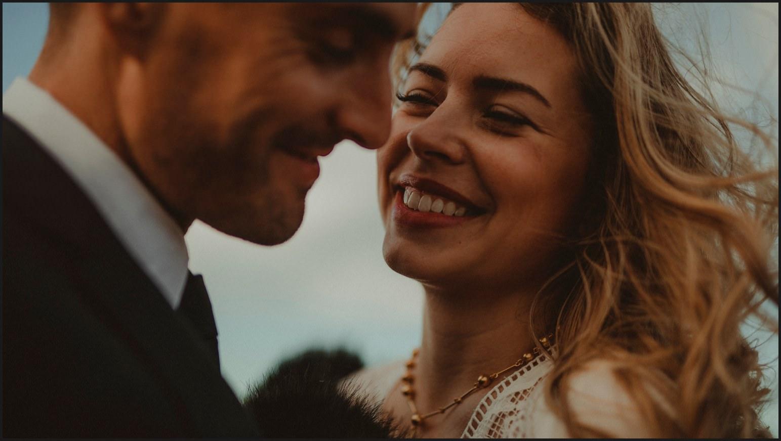 bride, groom, smile, elopement, florence