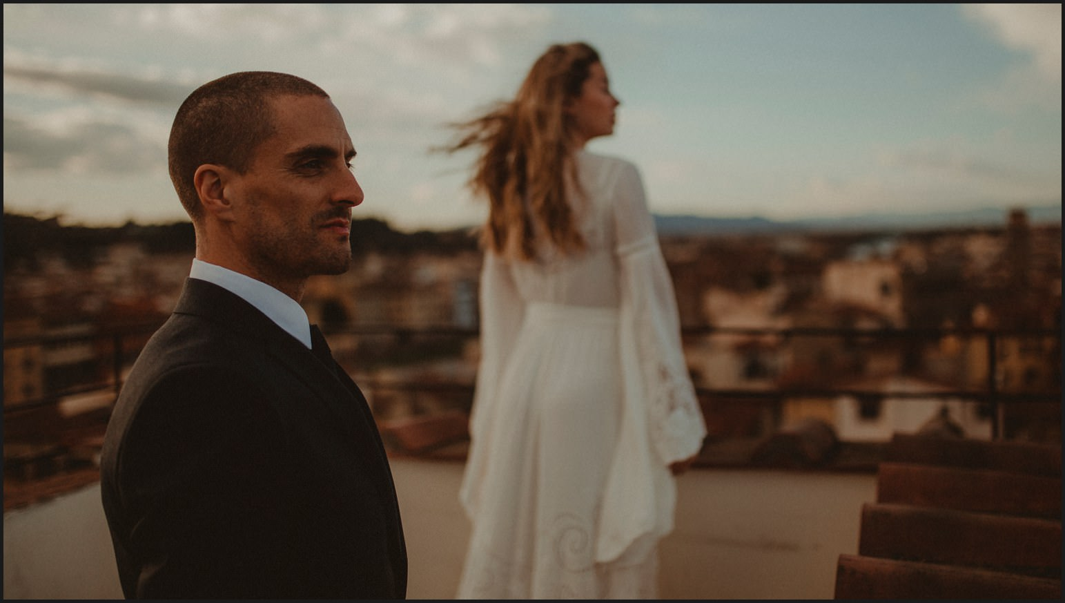 bride, groom, elopement, wedding, hotel torre guelfa