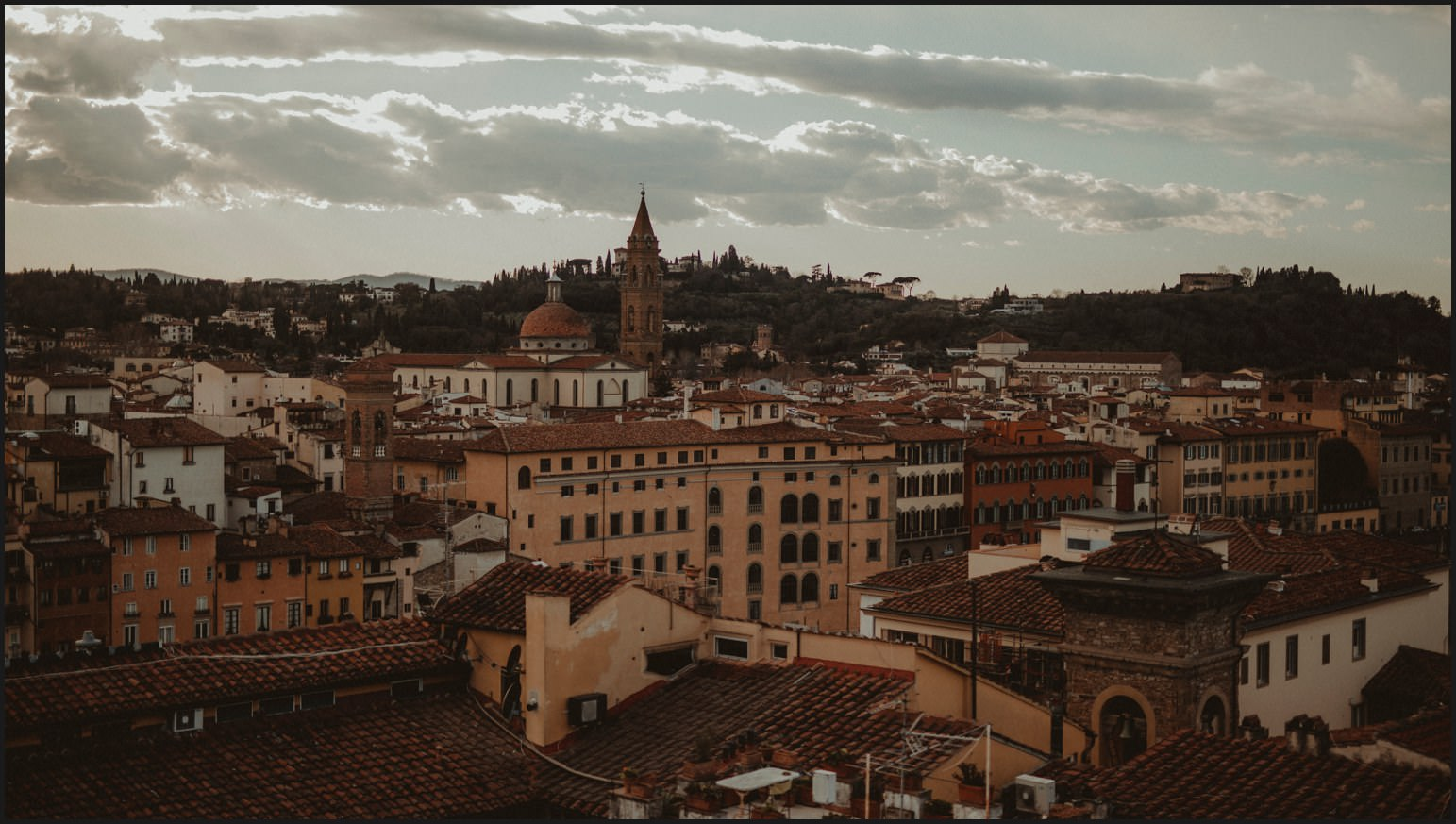 florence, view