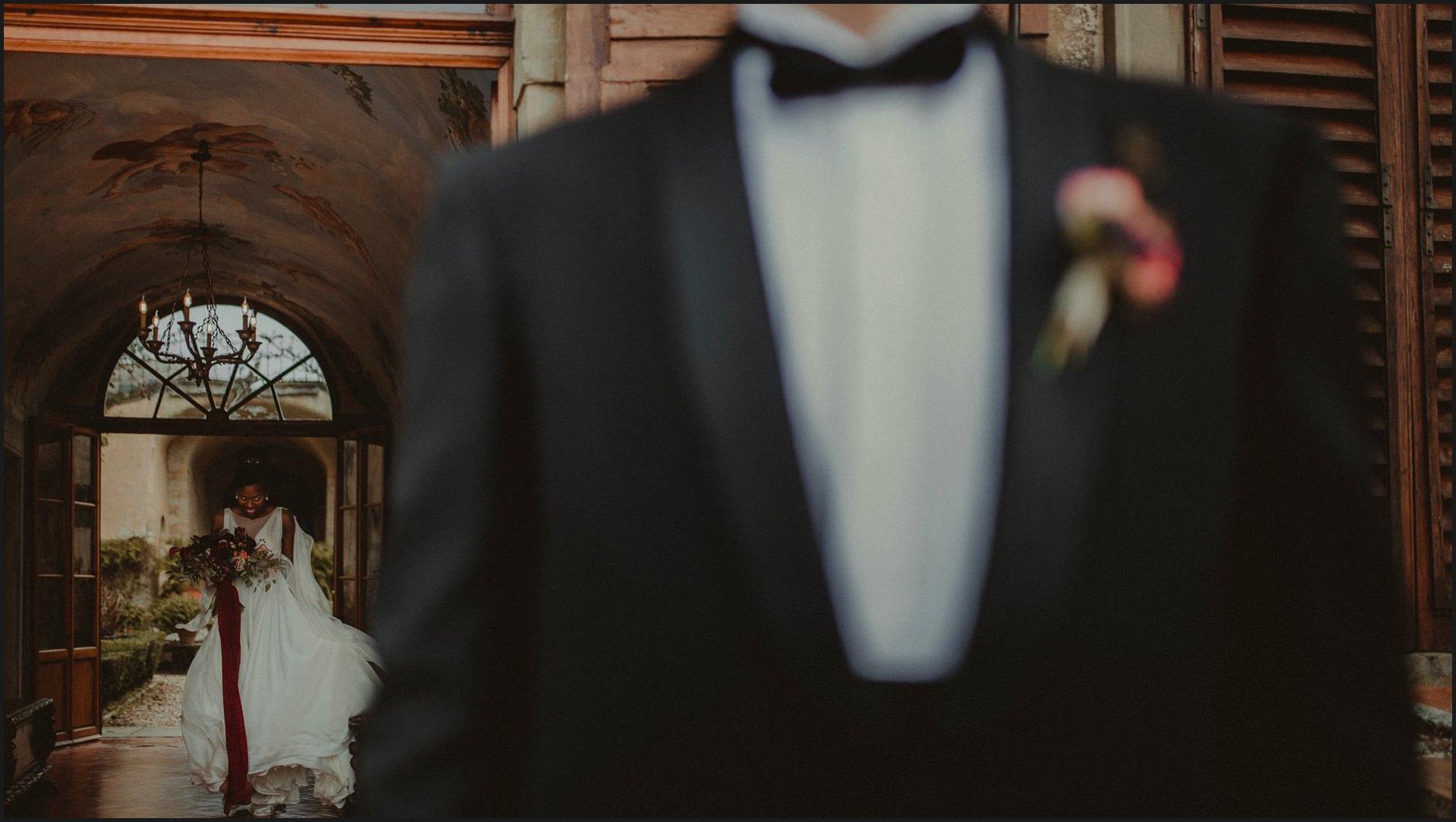bride, wind, villa medicea di Lilliano