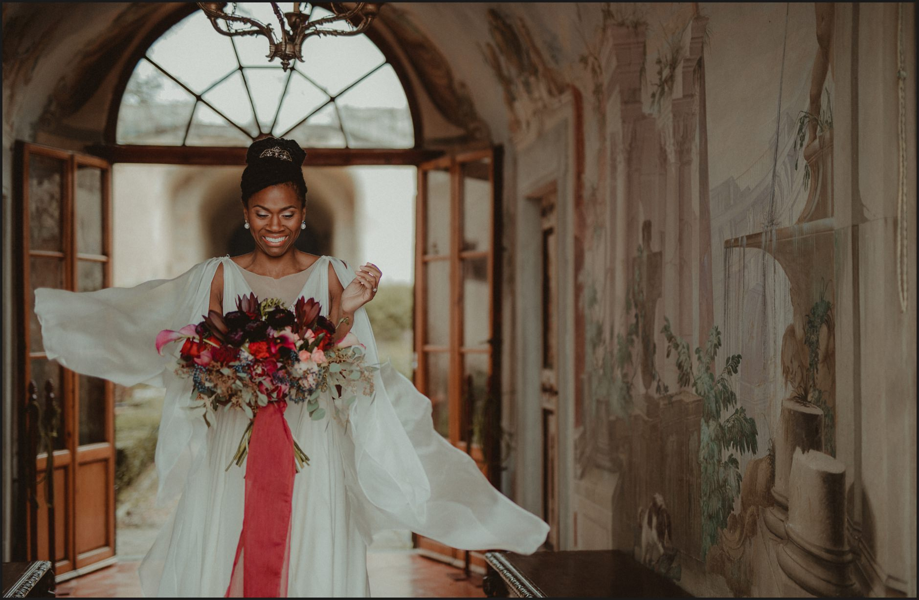 bride, villa medicea di Lilliano, wedding
