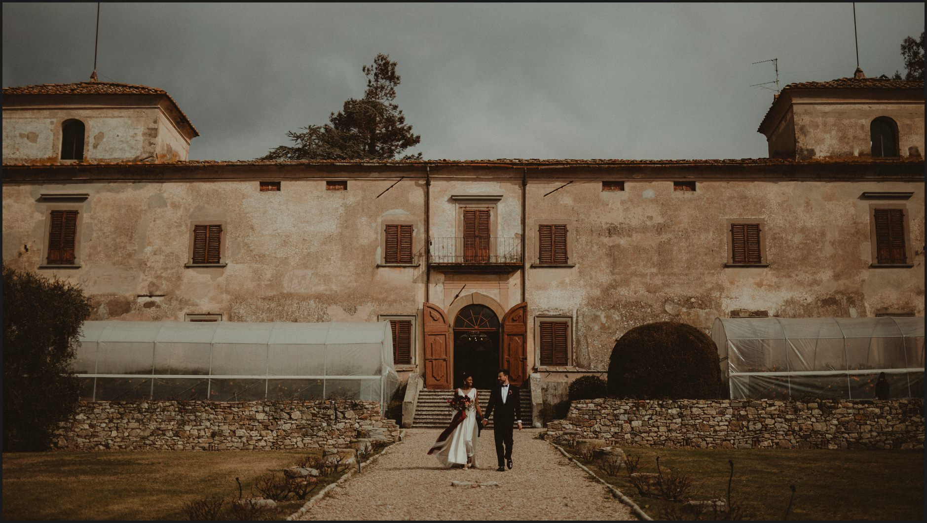 bride, groom, wedding, villa medicea di lilliano