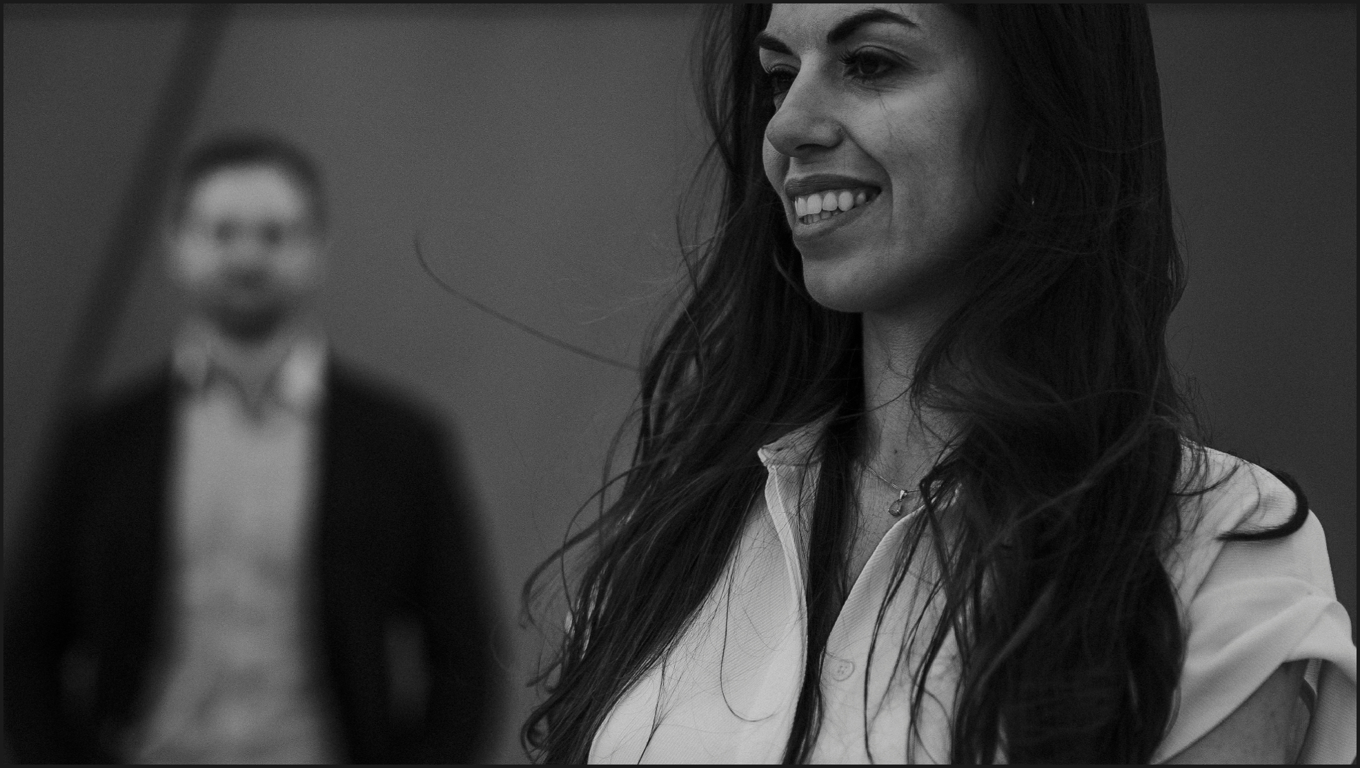 black and white, london, engagement photosession, love, couple