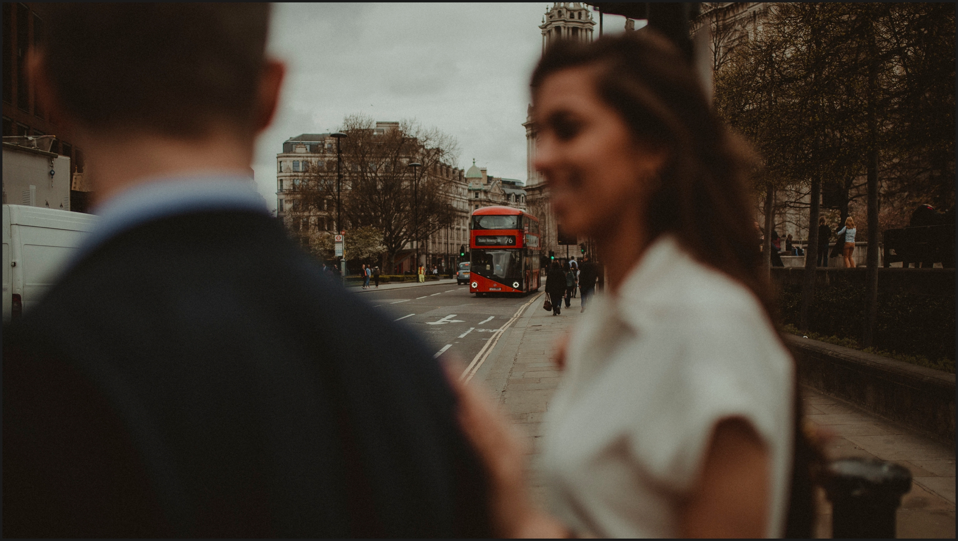 london, engagement photosession