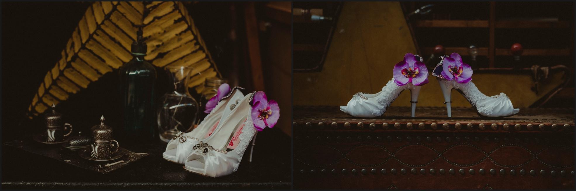 details, shoes, steampunk, cogs