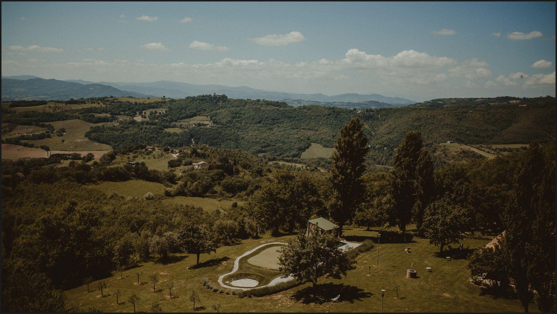 landscape, umbria, nikis resort