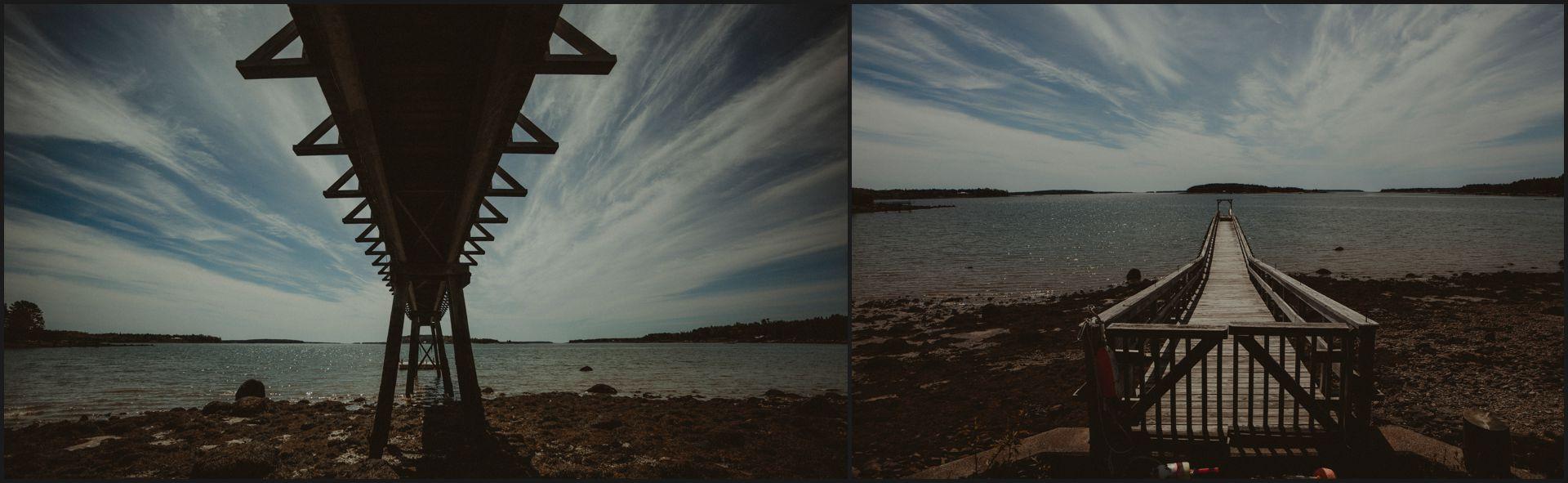 landscape, maine, acadia national park, beach, ocean