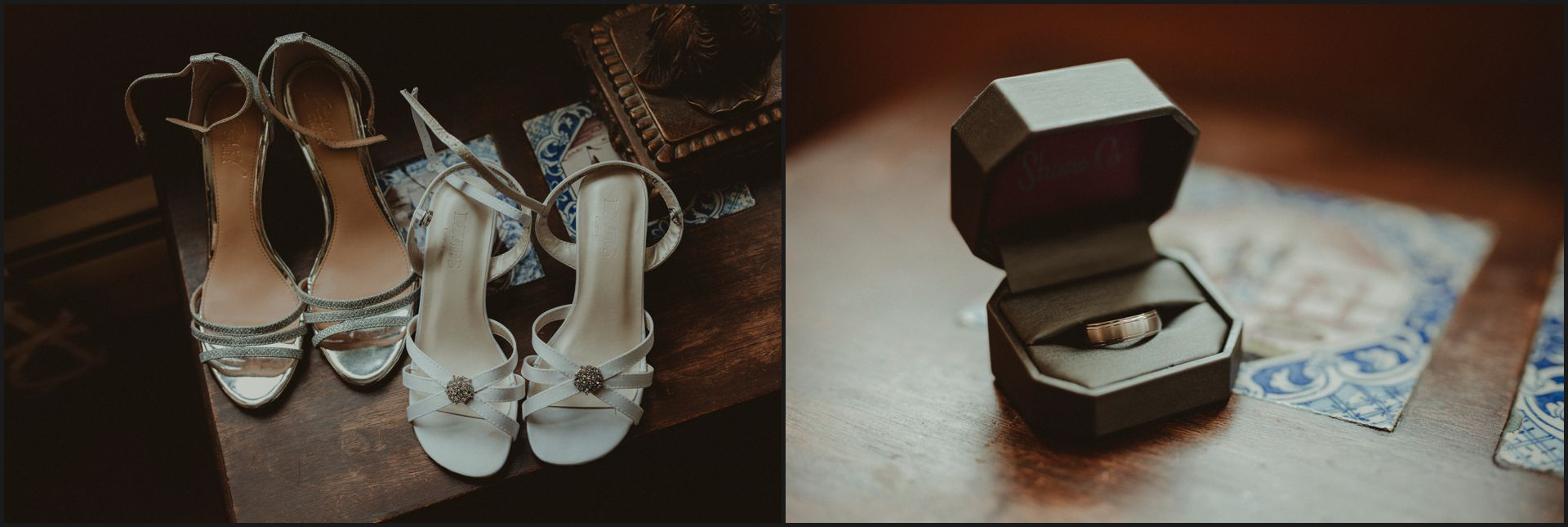 wedding, wedding shoes, rings, wedding band, bridal shoes, bride