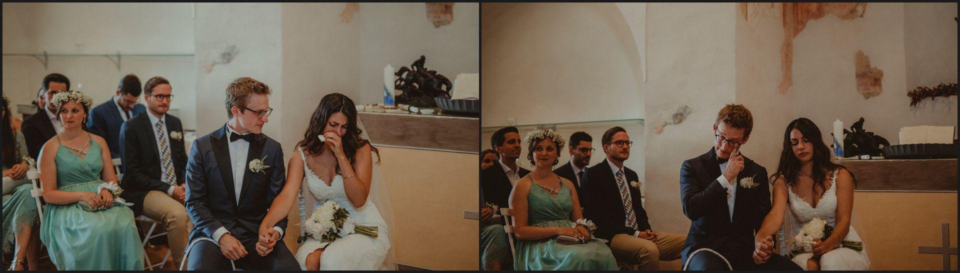 wedding, symbolic ceremony, wedding, umbria, nikis resort, cry, love