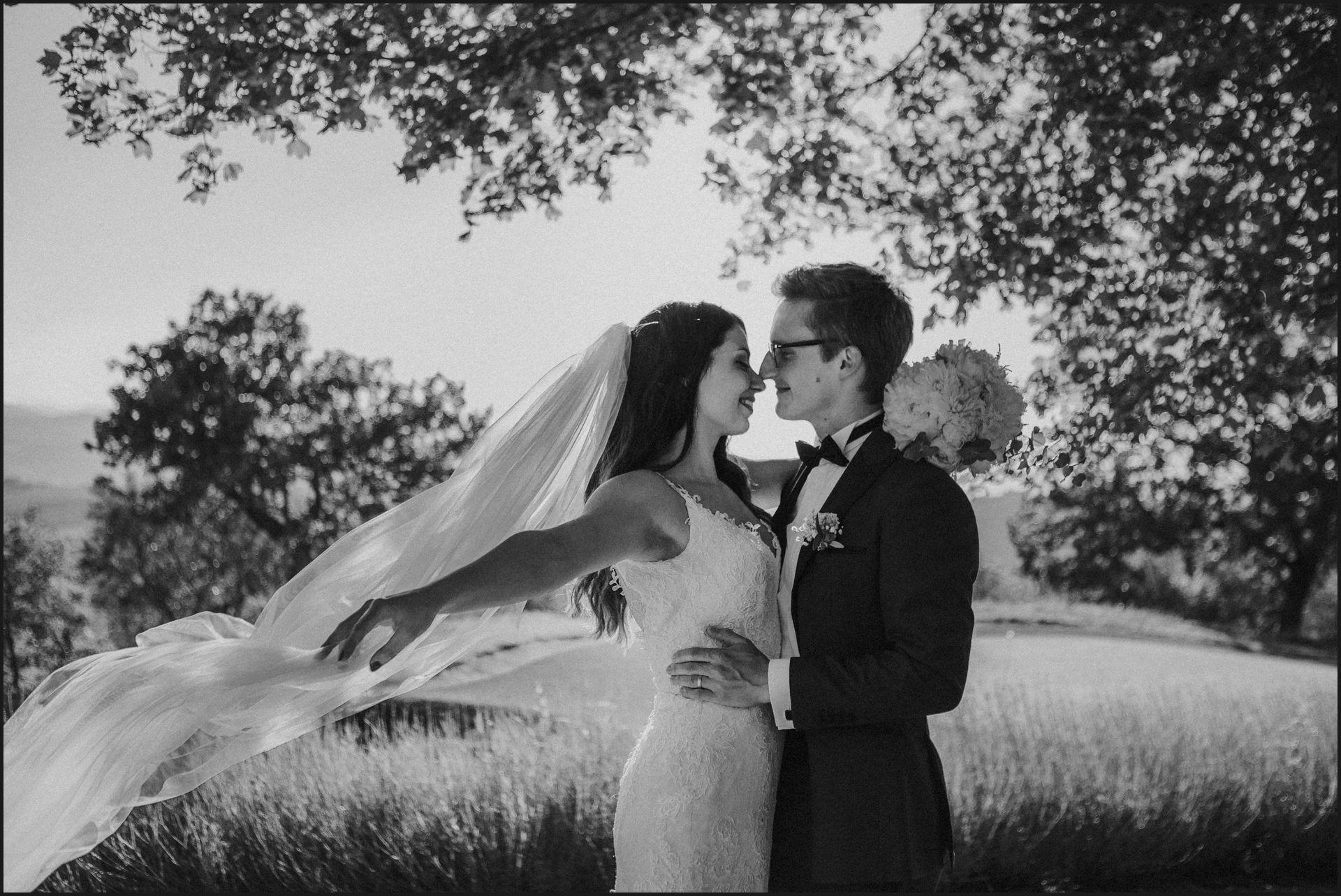 black and white, wedding, umbria, nikis resort, bride, groom, veil, love