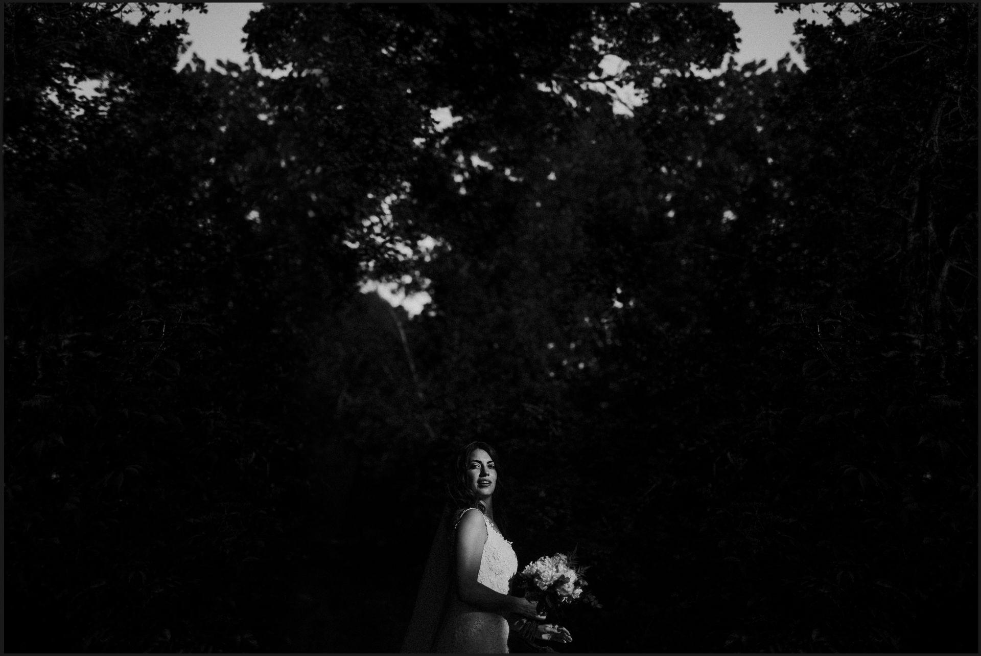 black and white, wedding, umbria, nikis resort, bride, dark, dramatic, alternative
