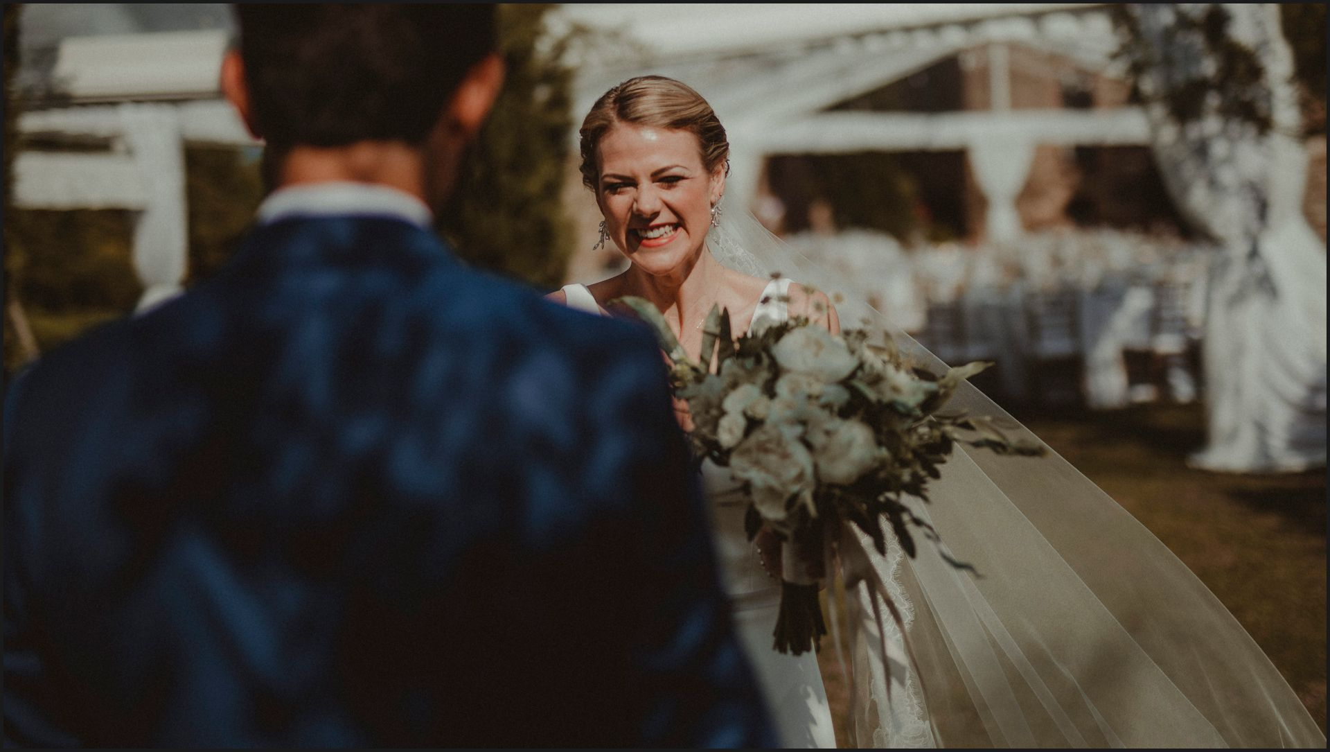 tenuta di canonica, umbria, wedding, first look, bride, groom, love