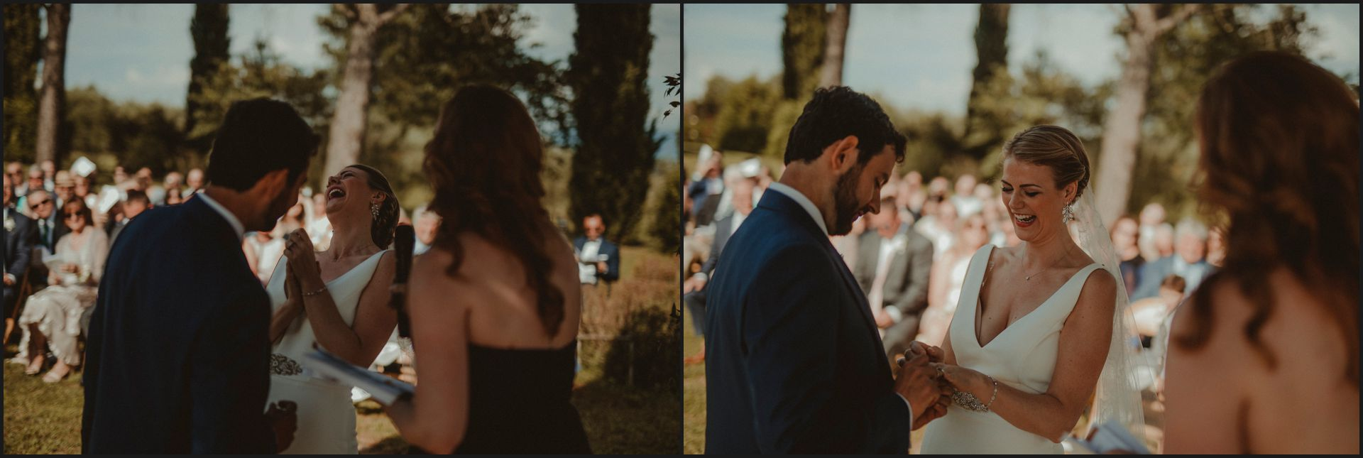tenuta di canonica, umbria, wedding, ceremony, country, bride, groom, rings, love