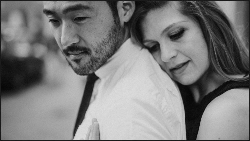 Intimate portrait session in Florence, Tuscany