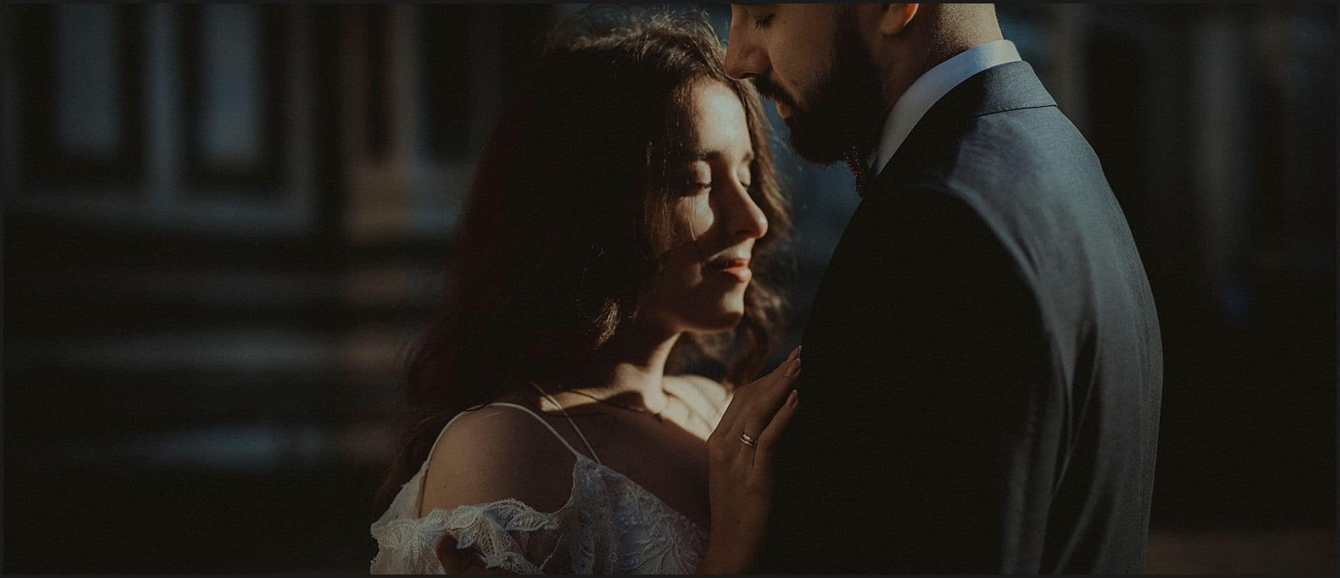 bride, groom, intimate portrait, elopement in florence