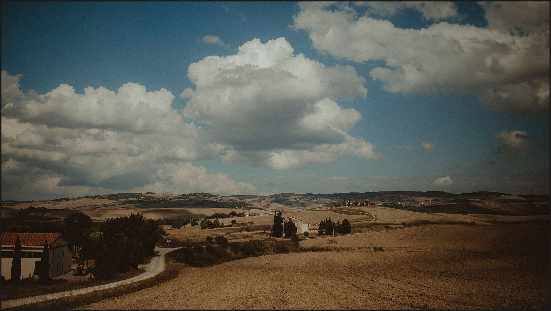 locanda in tuscany, wedding, siena, landscape, panorama, italy, val d'orcia