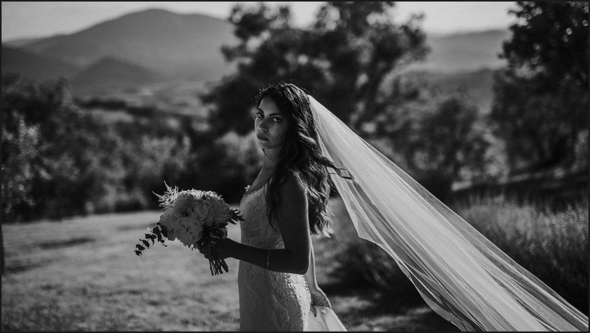 umbria, wedding, bride