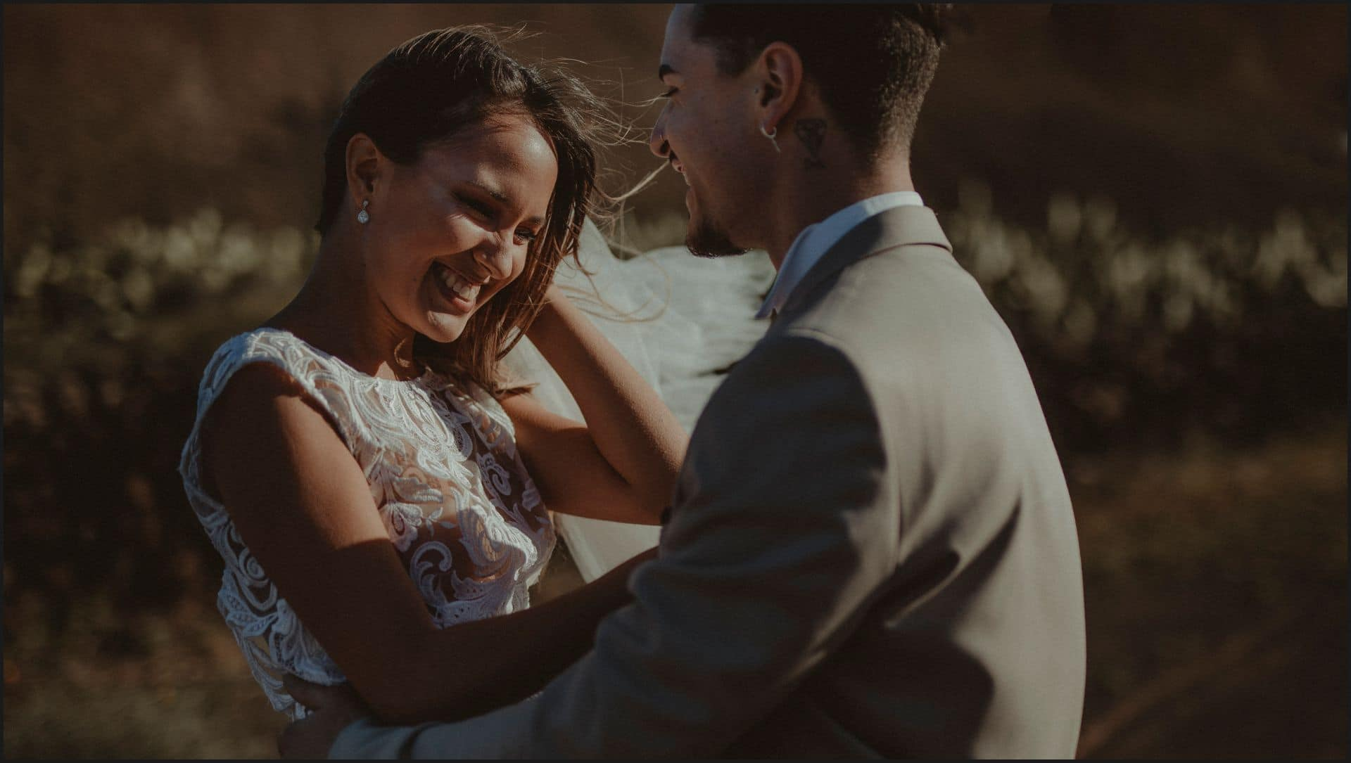 lanzarote, wedding, elopement, bride, groom, funny, smile