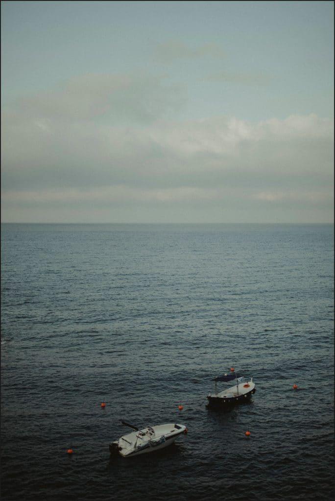 vernazza, cinque terre, sea, liguria, boats