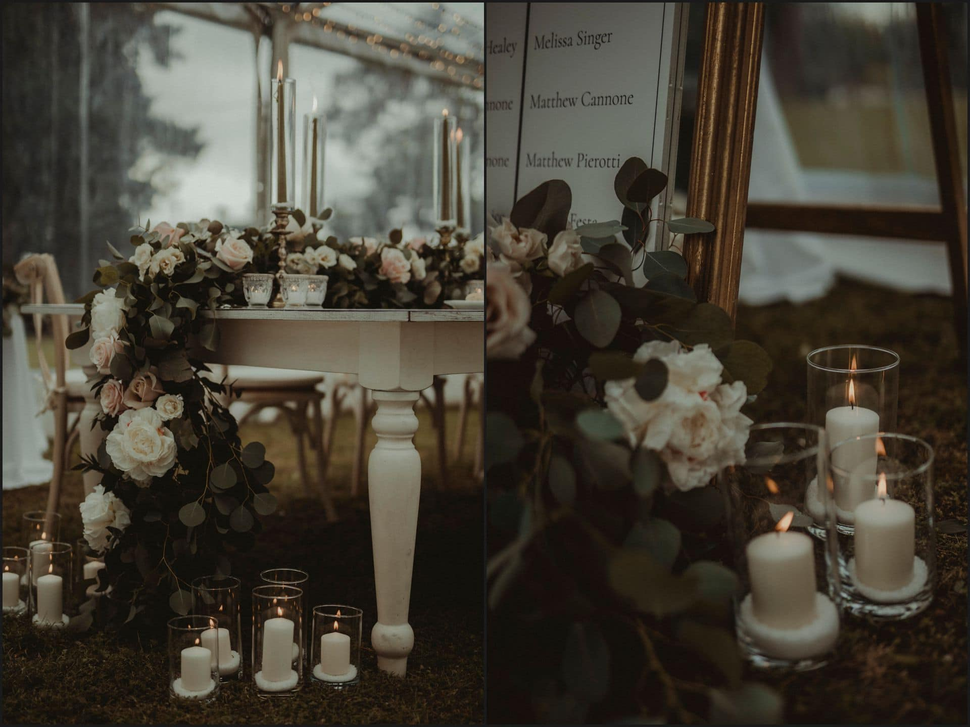 tuscany, destination wedding, chianti, table setting, flowers, details, candles