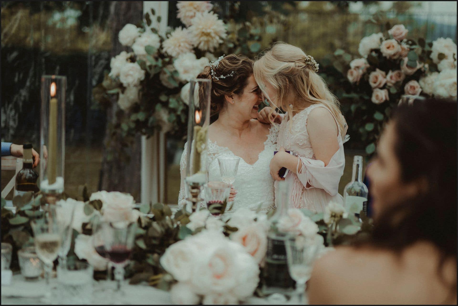 tuscany, destination wedding, chianti, bride, daughter, intimate
