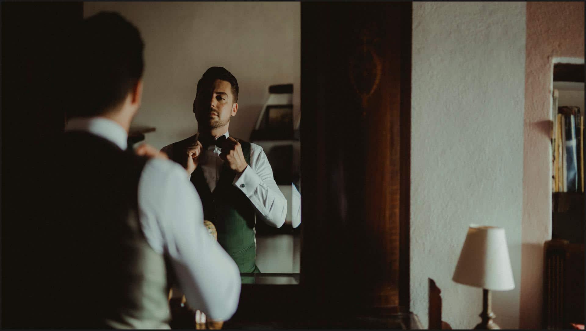 borgo di tragliata, wedding, rome, wedding in rome, getting ready, groom, italy wedding, wedding photographer