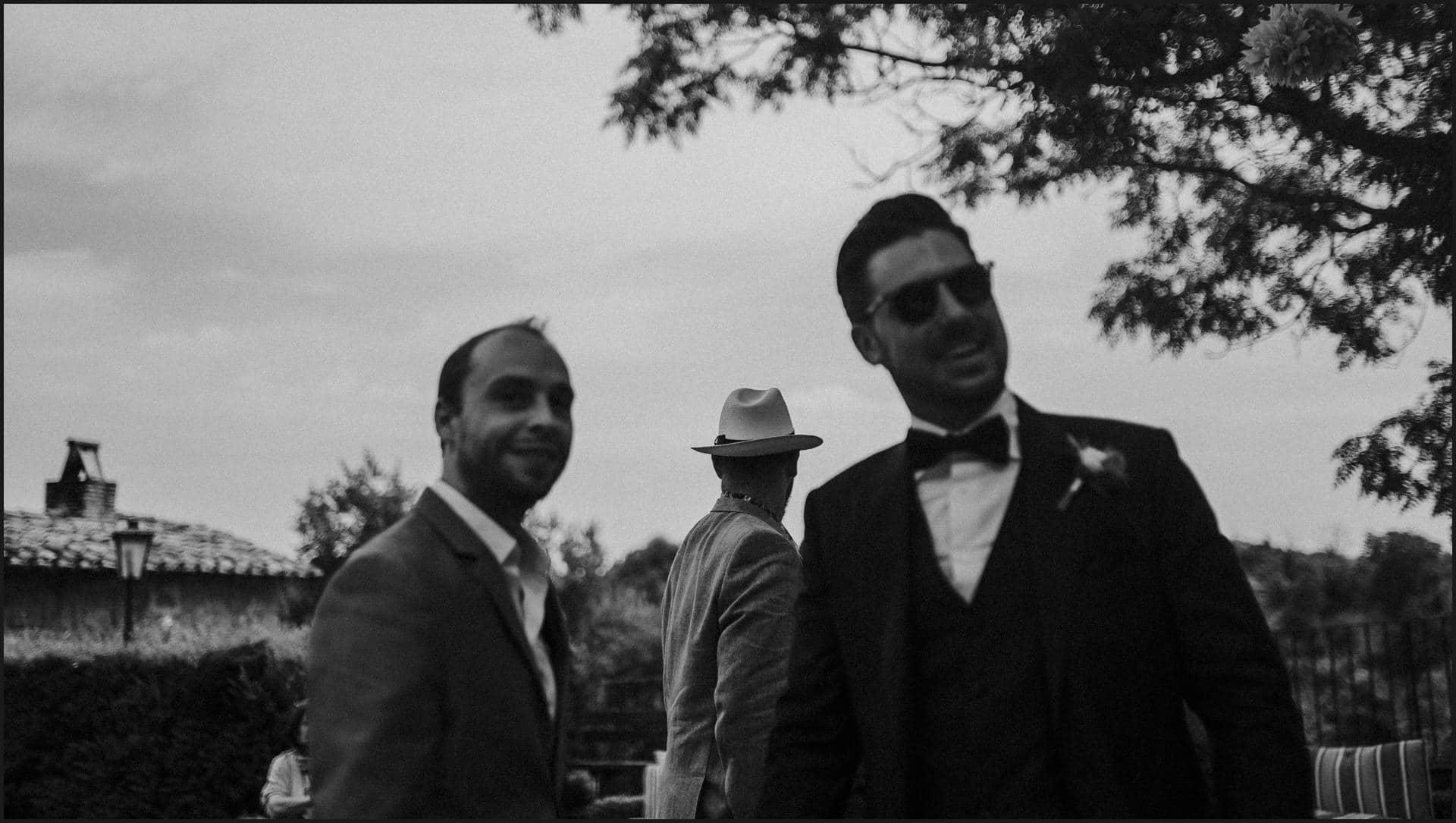 borgo di tragliata, wedding, rome, wedding in rome, groom, best man