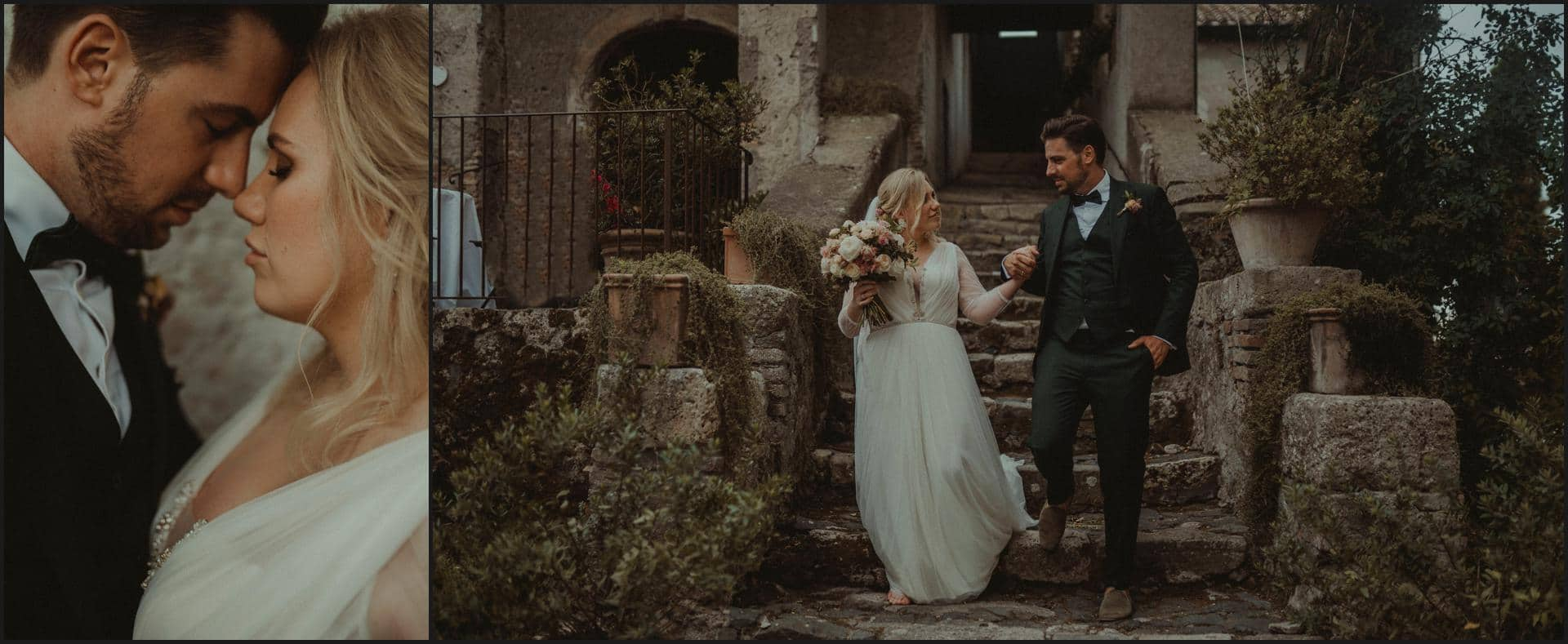 borgo di tragliata, wedding, rome, wedding in rome, destination wedding, rome wedding photographer, intimate wedding, bride, groom, wedding dress